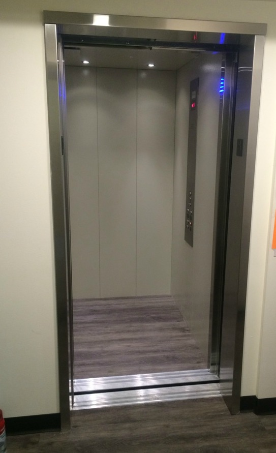 Alliance commercial elevator